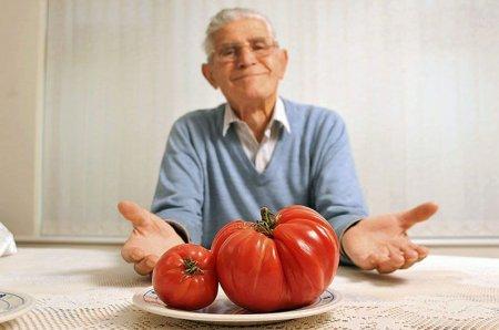 Самые большие овощи 2011 года