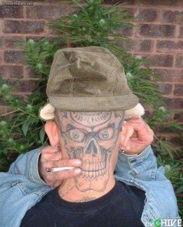 Самые загадочные и странные тату