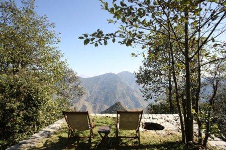 Отдых в Гималаях