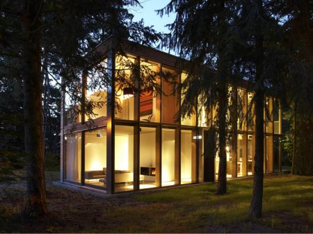 Minimum House – загородный проект от Scheidt Kasprusch Architekten