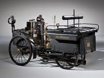 Самый старый автомобиль в мире продан за 4,6 миллиона долларов