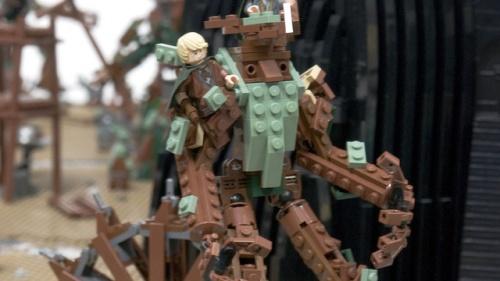 Битва за Изенгард!