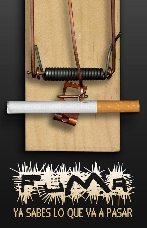 Плакаты на тему борьбы с курением