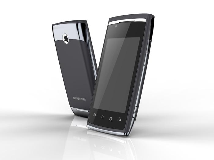 Highscreen Cosmo Duo: «двухсимочный» Android-фон с необычным дизайном