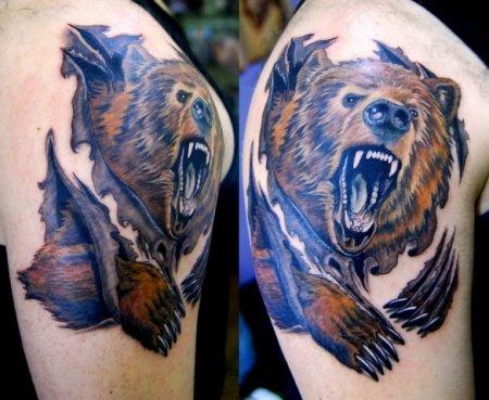 Разнообразные татуировки