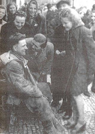 Кто освободил Прагу в мае 1945 года?