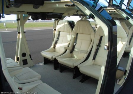 Суперкар на 23 пассажира