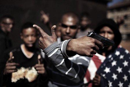Банды в ЮАР