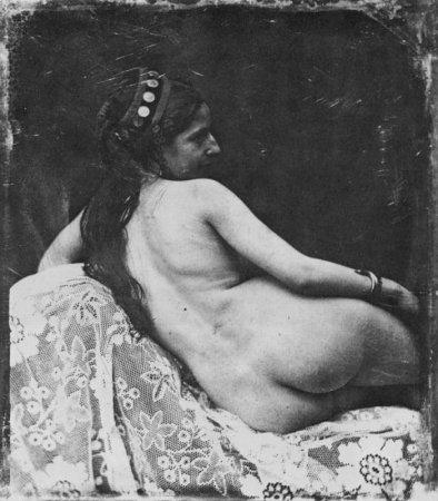 Возможно, старейшая эротическая фотография