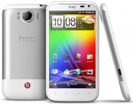 HTC Sensation XL - очередной флагманский смартфон