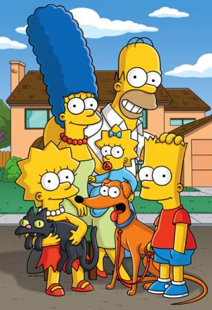 """Телеканал Fox согласился продлить """"Симпсонов"""" на два сезона"""