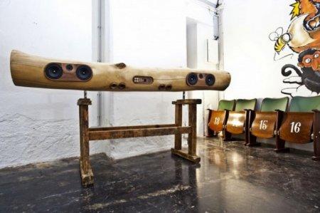 iTree - самая необычная музыкальная док-станция