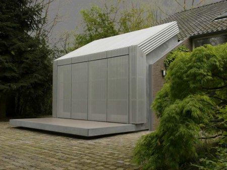 Офис на дому от компании architecten | en | en