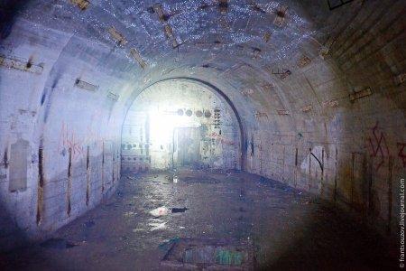 Подземный город - Запасной командный пункт ЧФ