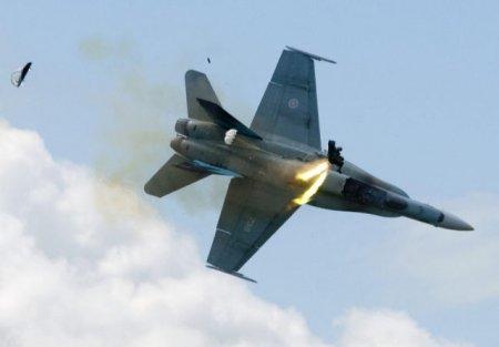 Реакция спасла пилота