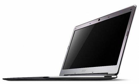 Объявлена цена на ультрабук Acer Aspire S3