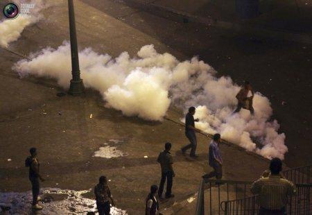 Массовые беспорядки в Египте