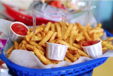 Еда из фритюрницы