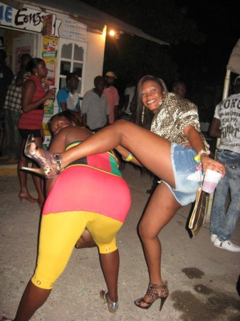 Дискотека на Ямайке