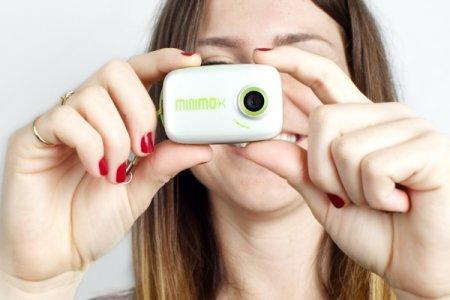 Цифровой мини фотоаппарат Minimo-X