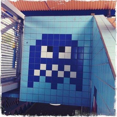8-битное метро