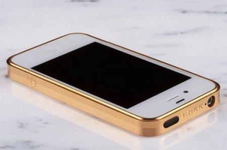 Самый дорогой чехол для iPhone 4 в мире