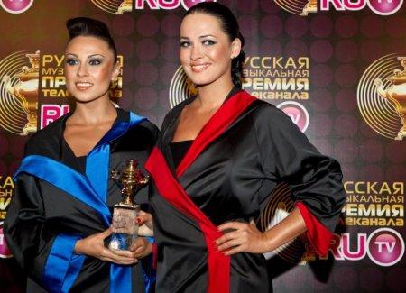 Даша Астафьева & Анастасия Кумейко (Группа Nikita)