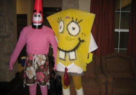 Лучшие костюмы на Хеллоуин