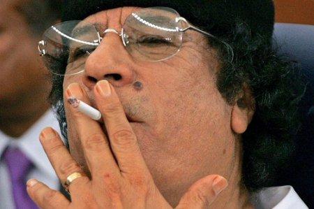 Столица Ливии снова в руках Каддафи
