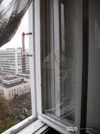 Общежитие МГУ в Москве