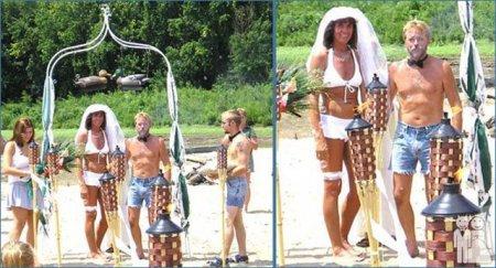 Отвратительные свадебные фото