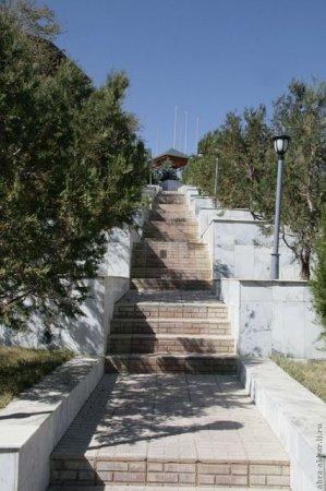 Летний домик президента Таджикистана