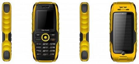TM-502R и TM-503RS - влагозащищенные и ударопрочные телефоны