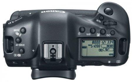 Canon EOS-1D X - полнокадровая зеркалка