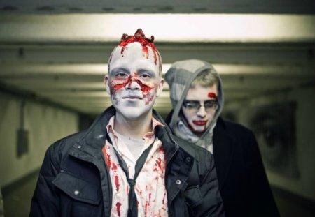 Зомби парад в Таллинне, Эстония