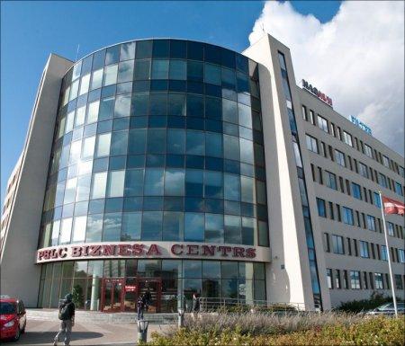 Офис компании «Одноклассники.ру»