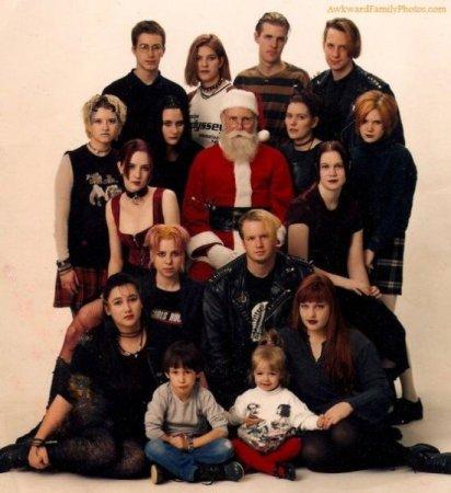 Дурацкие семейные фото