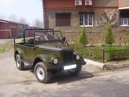 Вторая жизнь для ГАЗ 69