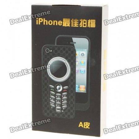 Китайский чехлофон для iPhone 4