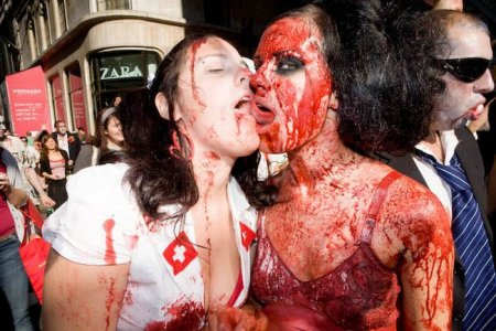 Сексуальные зомби