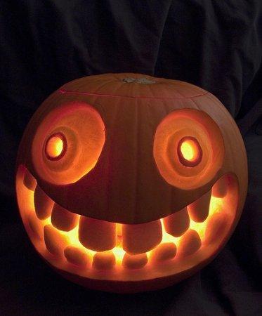 Веселый праздник Halloween