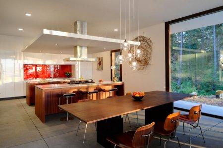 Eagle Ridge – особняк в лесу от Gary Gladwish Architecture