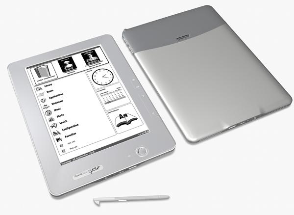 PocketBook Pro 903: флагманский ридер с максимальным набором опций