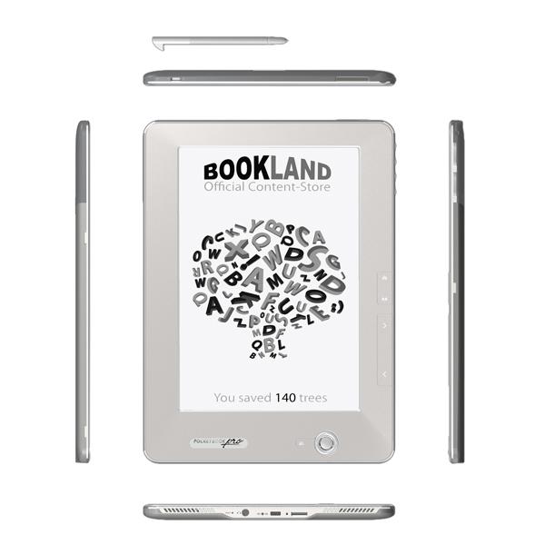 PocketBook Pro 903: ����������� ����� � ������������ ������� �����