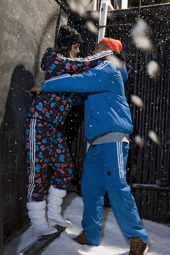 Сапоги Адидас Зима 2014 2014 Женщины