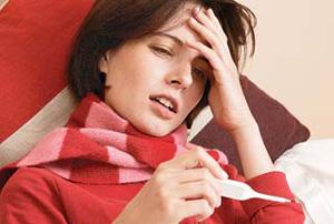 Температура помогает бороться иммунитету с болезнью