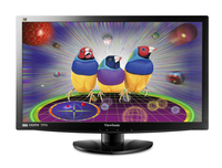 """ViewSonic представляет бюджетный 23"""" 2D/3D-монитор V3D231-LED"""