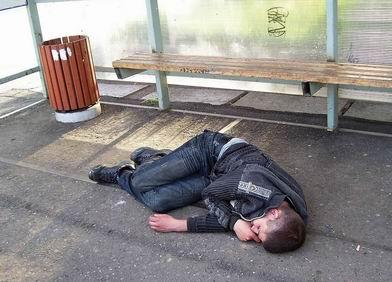 Приложение для тех, кто «под мухой»: мобильник разбудит спящих в общественном транспорте.