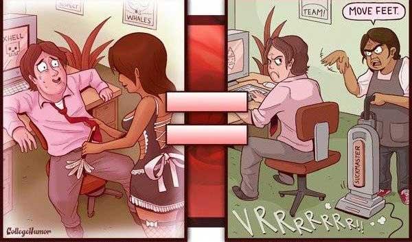 Порно и реальность