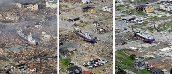 Япония после катастрофы